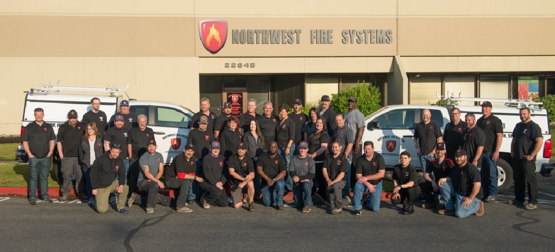 Northwest Fire Team